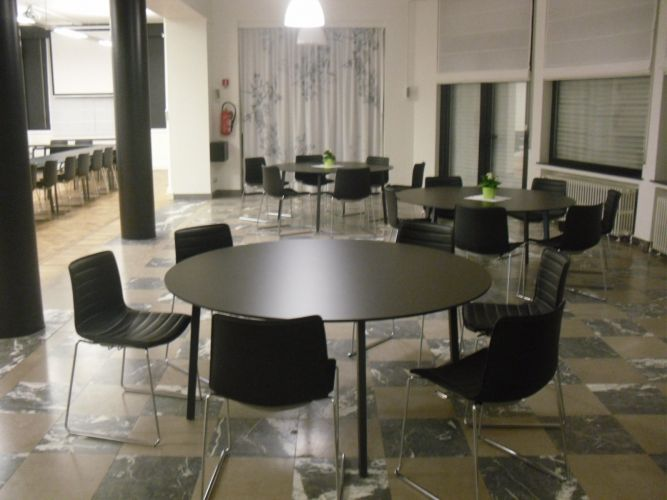 Zaventem City Hall (Belgium). FAST Table