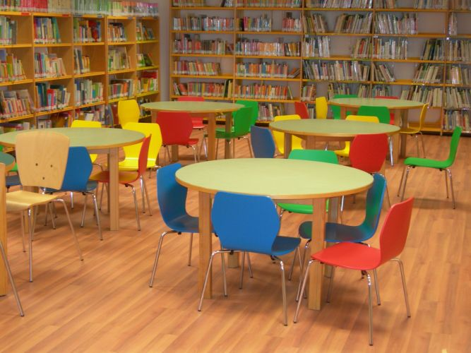Jakin galer a de instalaciones sellex - Mobiliario infantil valencia ...