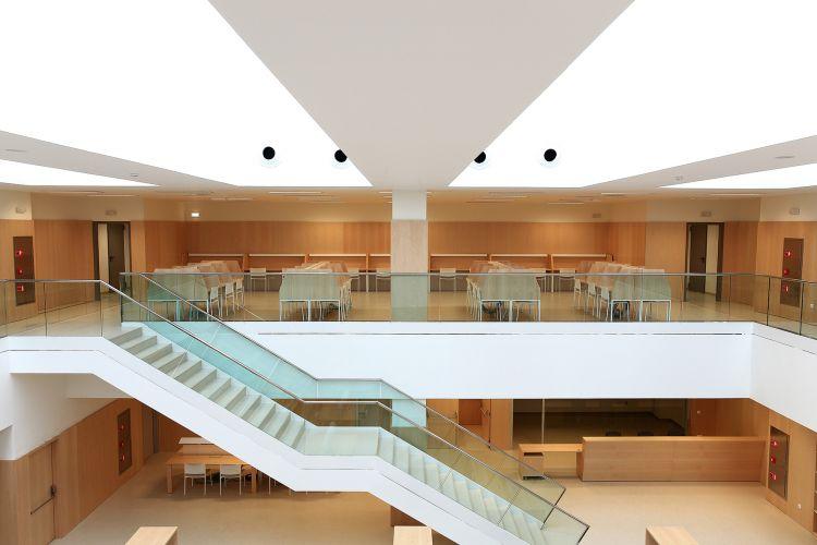 Estanterias y muebles de biblioteca sellex for Dimensiones de mobiliario