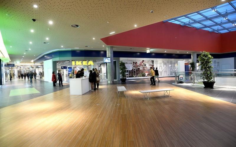Mobiliario para zonas de espera de centros comerciales - Centro comercial nova arcada ...