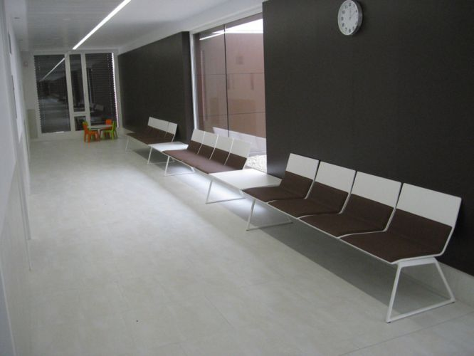 BILDU modular seating