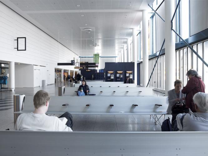 Flughafen Copenhagen, AERO Bank.