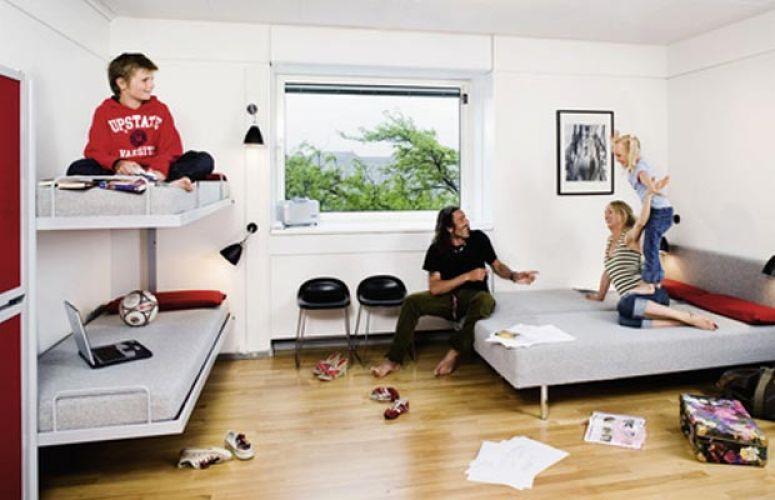 Schlafzimmer sellex for Jugendherberge kopenhagen