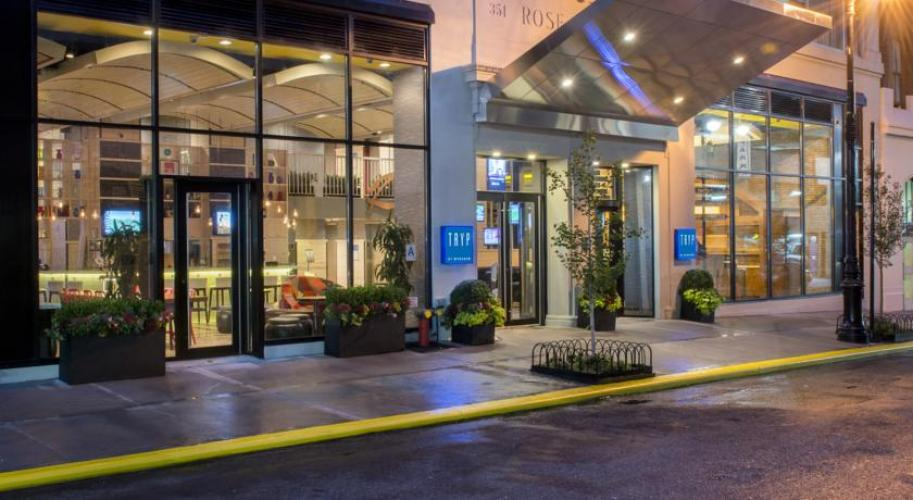 Hôtel Tryp Times Square South, New York (US). Lits superposés LA LITERAL