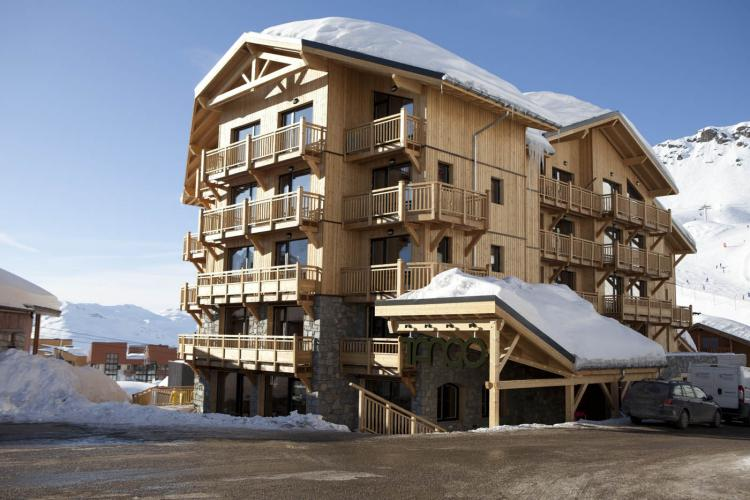 Langley Hotels, Tango, Val Thorens (France). Lits LA LITERAL
