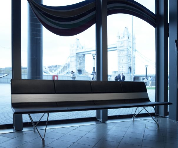 AERO bench at London City Hall