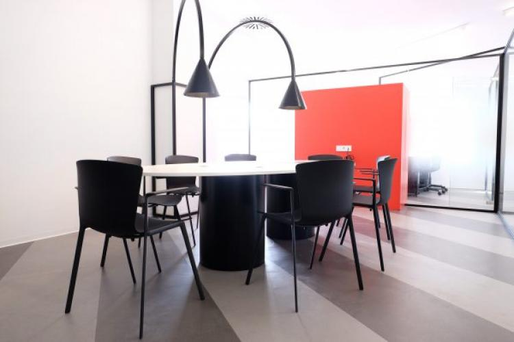 Novatec Offices, Náquera (Spain). SLAM Chair