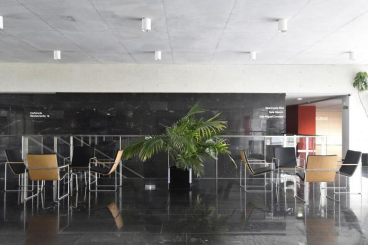 Hammok galer a de instalaciones sellex for Oficinas de ibercaja en barcelona
