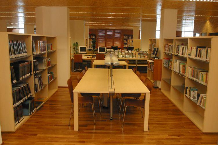 Estanterias y muebles de biblioteca sellex for Bibliotecas muebles