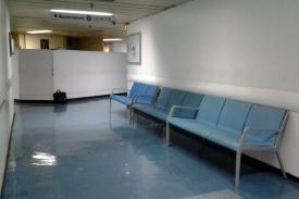 Gustave Roussy Hospital in Villejuif (France). SUMA Modular seating