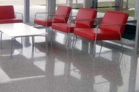 Medical Centre in Cleveland (USA). HAMMOK chair and VALERI lounge chair