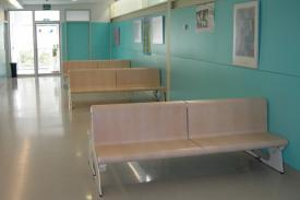 Barrio España Healtcare Center, Valladolid (Spain). VACANTE Bench