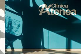 Atenea Clinic, L'Eliana (Spain). SLAM Chairs and Bench seatings