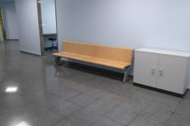 Provisa Hospital, Vigo (Spain). VACANTE Bench