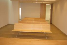 Mahon's Law Court (Spain). AERO Bench