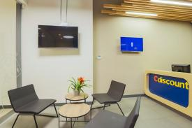 CDiscount Offices, Medellin (Colombia). BILDU Bench