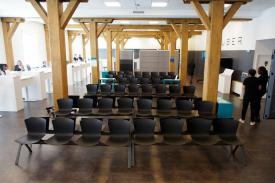 Environments » waiting areas » companies sellex