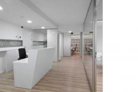 Urmeneta&Arcaya Law Offices, Pamplona (Spain). JAKIN Reception desk