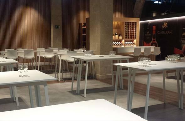 Mesas plegables para eventos y hosteler a sellex for Mesas plegables hosteleria