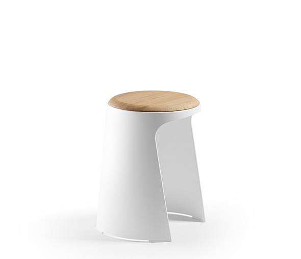 Tabouret empilable HANDY