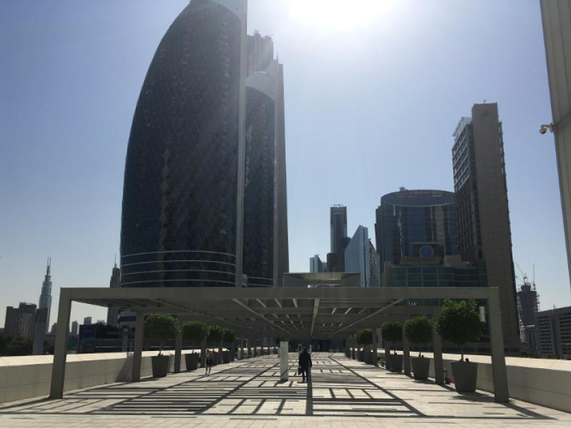 Banc AERO au Dubai International Financial Centre