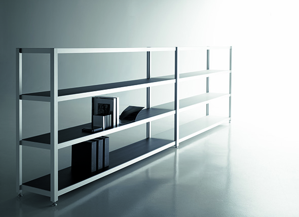 HANKA Shelving System, searching for the limits