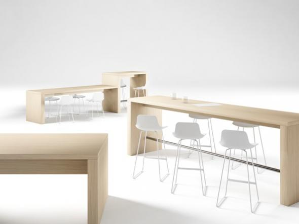 Tables hautes ZUBI