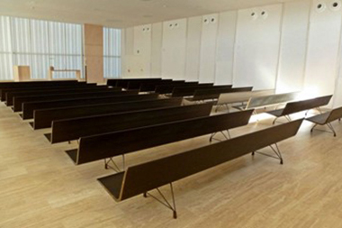Funeral House in San Cugat del Vallés ( Spain ) will be equipped with AERO bench