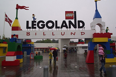 LEGOLAND Hotel located in Legoland Billund Resort makes his choice for the bunkbeds program LA LITER