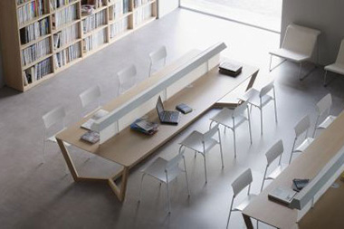 Lagoa's Public Library in Portugal will be equipped with LORCA table and JAKIN program (Abad D