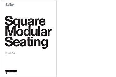 Catalogue Square Modular Seating