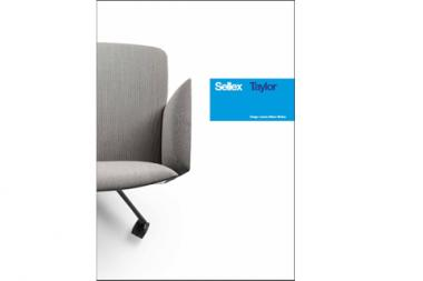 TAYLOR Executive Chair's new catalogue