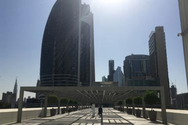 Banco AERO en el Dubai International Financial Centre