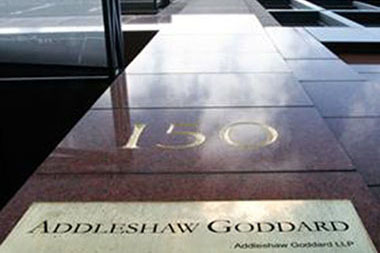 Addleshaw Goddard LLP equips his offices with JAKIN program