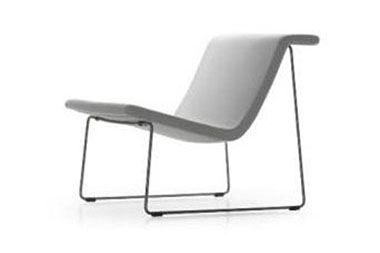BACK lounge chair has been launched at Milano Fair with great success.