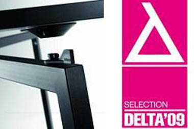FAST table system has been selected for the DELTA Awards 2009