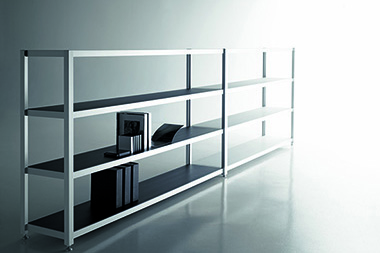 HANKA Shelving System-searching for the limits