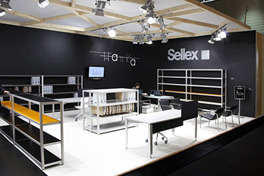 SELLEX introduces four new series at ORGATEC 2008