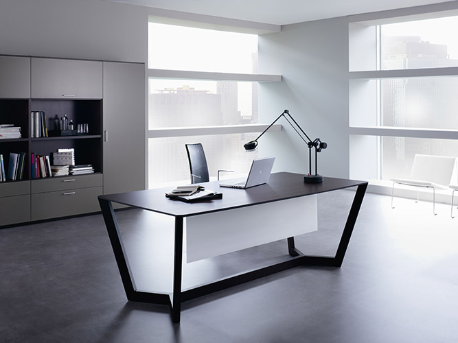 Office with LORCA table