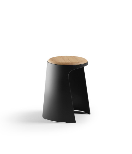 HANDY Stool wooden pad