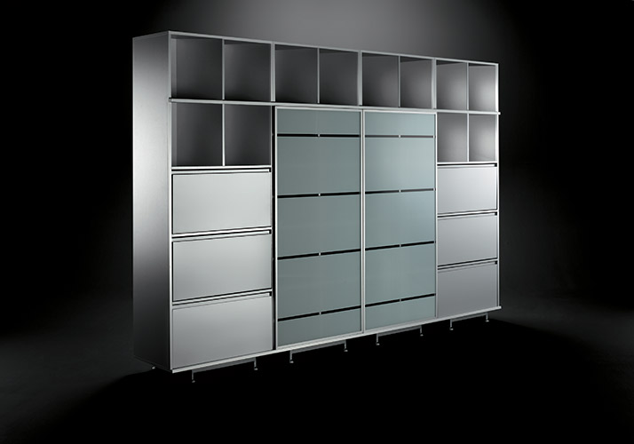 KUBRIK Modular Bookcase System