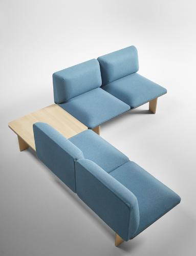 SQUARE Modular Seating