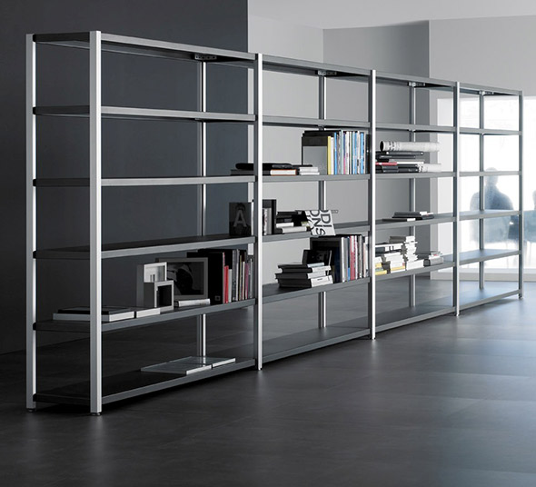 Programa hanka sistemas de estanter as sellex - Estanteria de aluminio ...