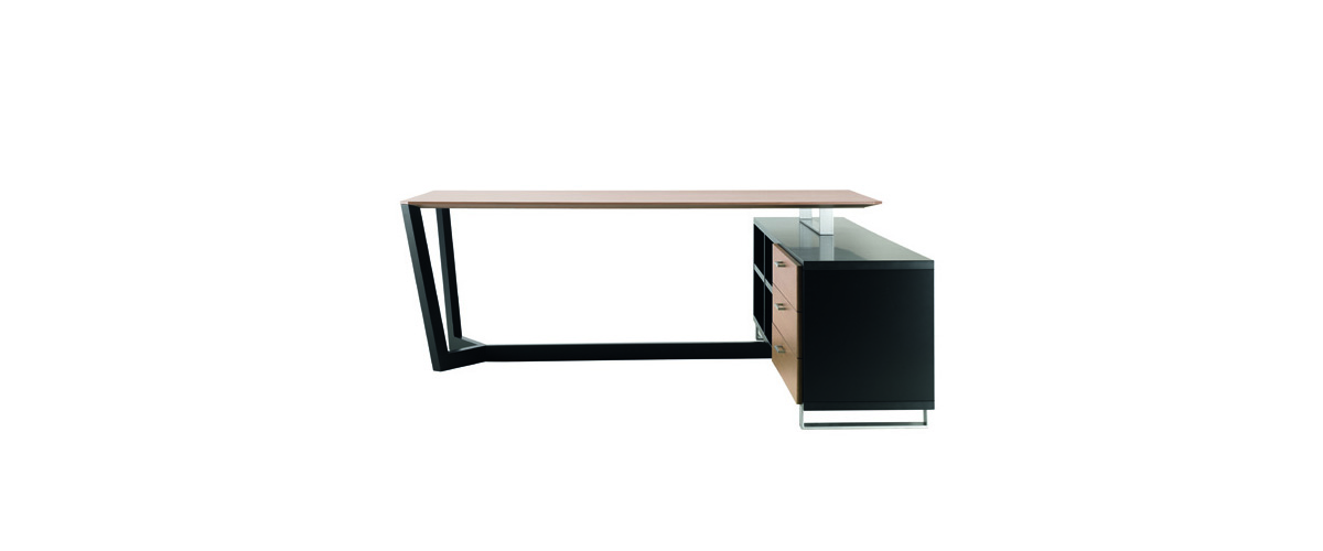 Office Table with extension top