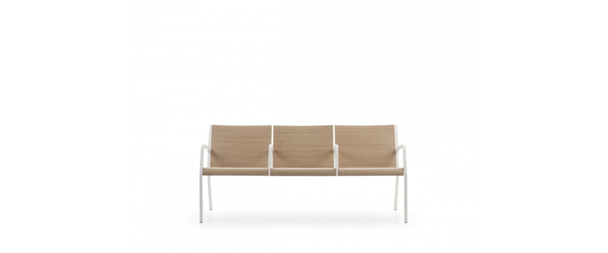 3 seaters Bench wood