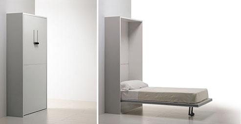 Folding bunkbed sellex - Camas pegadas ala pared ...