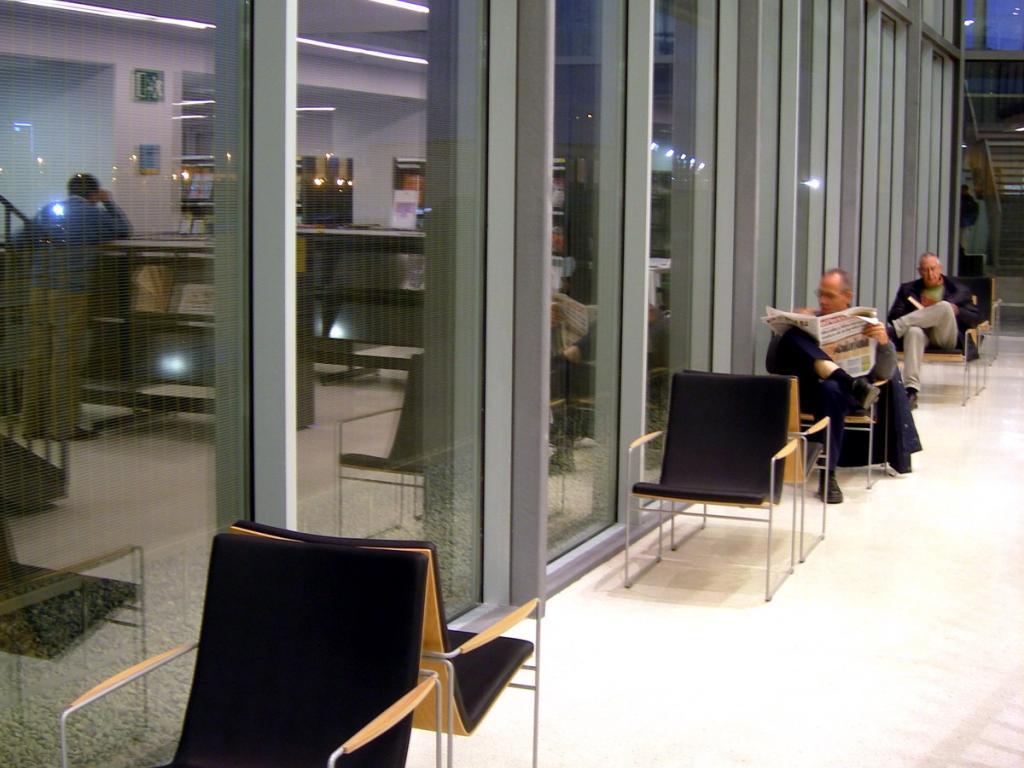 Proyectos sellex - Sanitas oficinas centrales ...