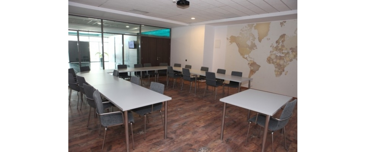 Center for Entreprises Development IDEO in Iasi (Romania). YAGO SYSTEM tables