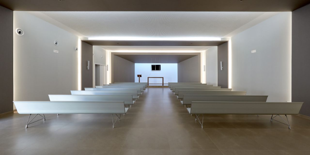 AERO Bench equips the Crematorium Auñón of Meliana, Valencia (Spain)