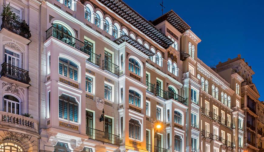 Hotel Catalonia Gran Vía de Madrid equipa sus habitaciones con LA LITERAL